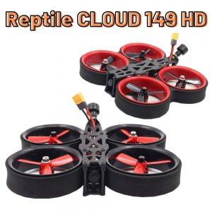 Drone - CineWhoop Reptile CLOUD 149 HD & Parts