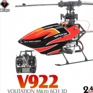 Helicopter WLToys V922 & Spare Part