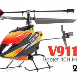 Helicopter WLToys V911 & Spare Part