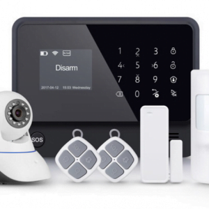 Wifi Home/Office Security Alarm System